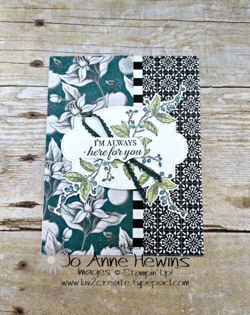 Botanical Prints by Jo Anne Hewins