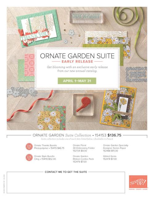 Ornate Garden Flyer page 3