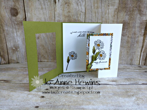 Class Ornate Style 5 by Jo Anne Hewins