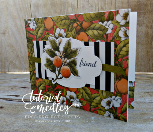 Botanical Prints Product Medley Tutorial Medley Project