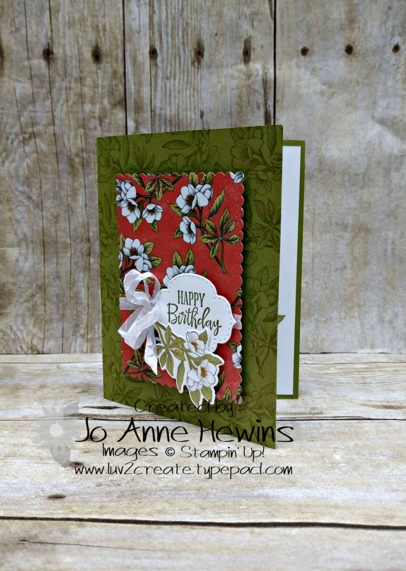 OSAt Botanical Prints Card Full View by Jo Anne Hewins