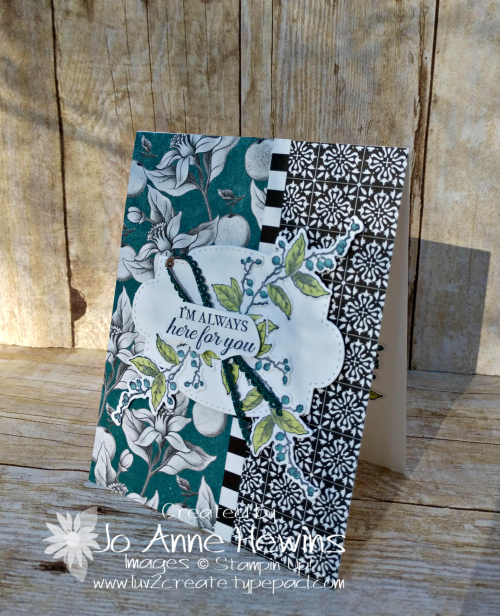 Botanical Prints Product Medley by Jo Anne Hewins