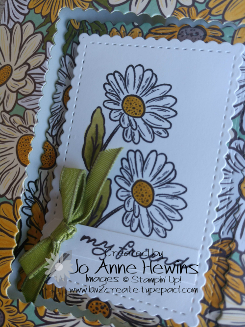 Class Ornate Style 2 by Jo Anne Hewins