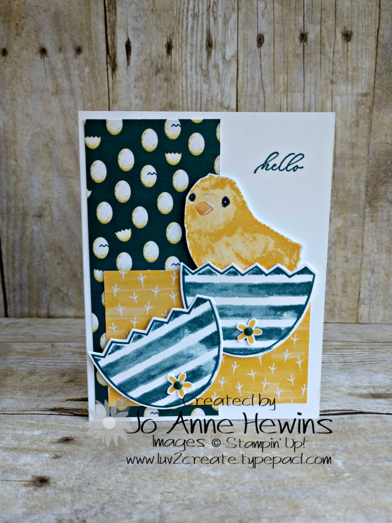 Class Full of Happiness by Jo Anne Hewins