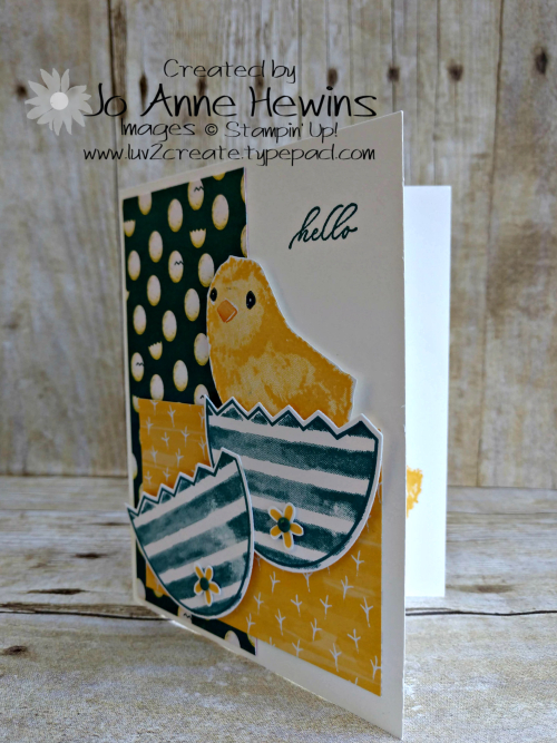 Class Full of Happinness by Jo Anne Hewins