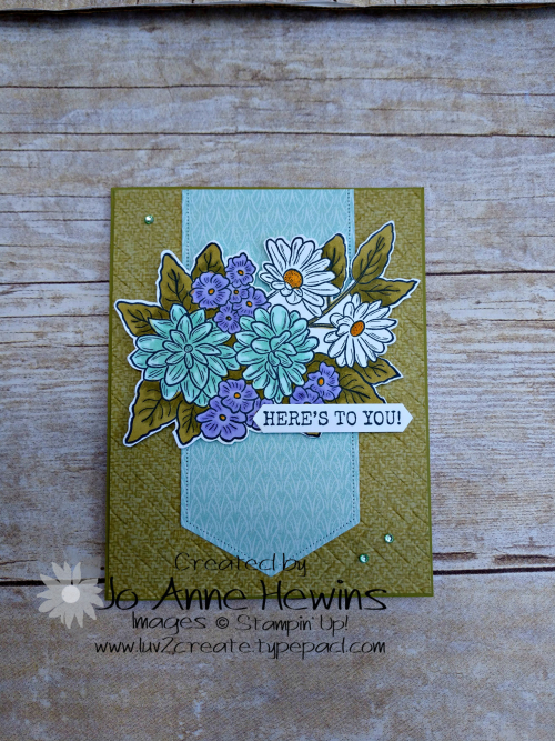 CCMC #608 Ornate Style by Jo Anne Hewins
