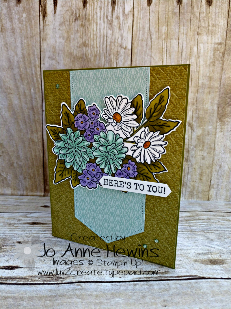 CCMC #608 Ornate Style and Tropical Oasis by Jo Anne Hewins