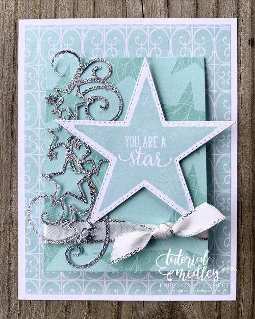 Tutorial Medley Morning Star by Lisa Solis Brown