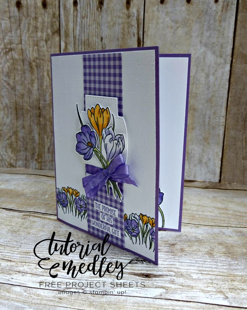 Easter Promise February Medley Tutorial Project