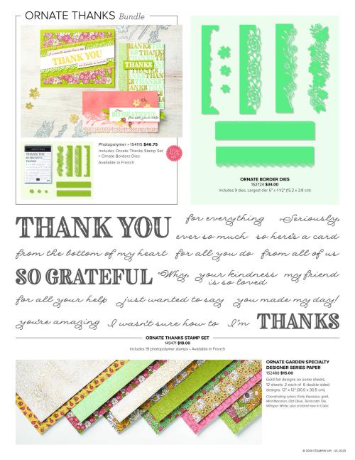 Ornate Garden Flyer Page 2