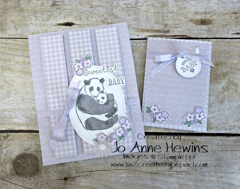 OSAT Baby Milestone Wildly Happy Card and Gift Card Holder by Jo Anne Hewins