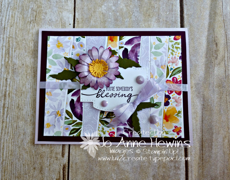 NC Blog Hop Spring by Jo Anne Hewins