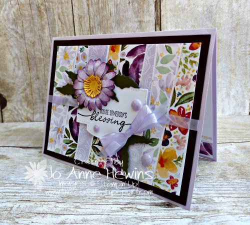 NC Blog Hop Spring Project by Jo Anne Hewins