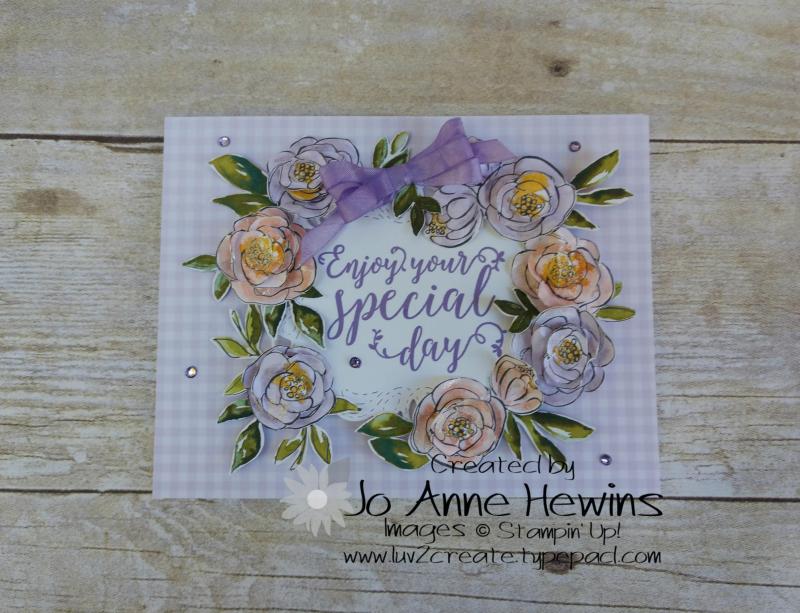 Best Dressed Birthday by Jo Anne Hewins