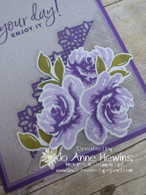 All Things Fabulous Close Up by Jo Anne Hewins