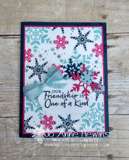 Snowflake Wishes by Jo Anne Hewins