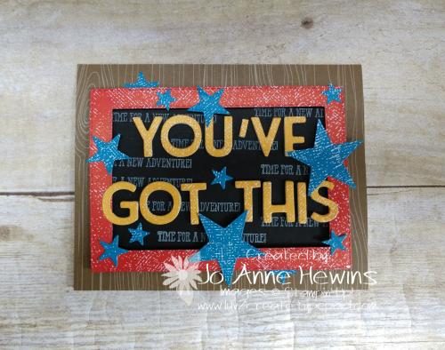 OSAT September You've Got That! by Jo Anne Hewins