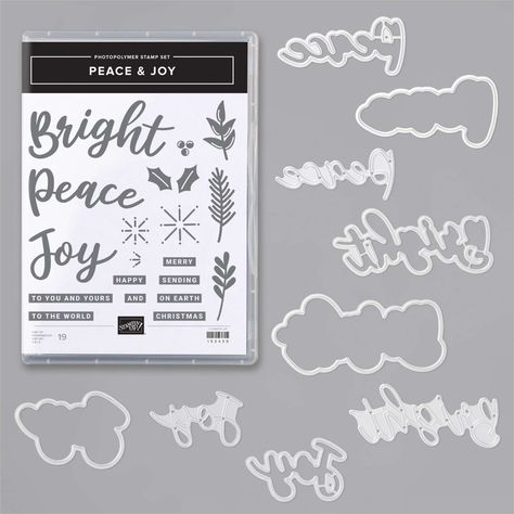 Peace & Joy Bundle pics