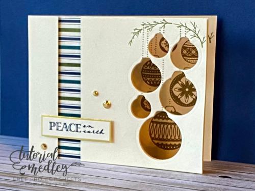 Tutorial medley ornamental envelopes