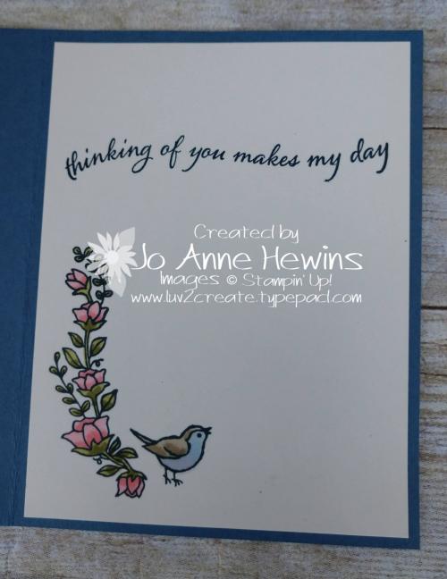 Curvy Celebrations Inside by Jo Anne Hewins