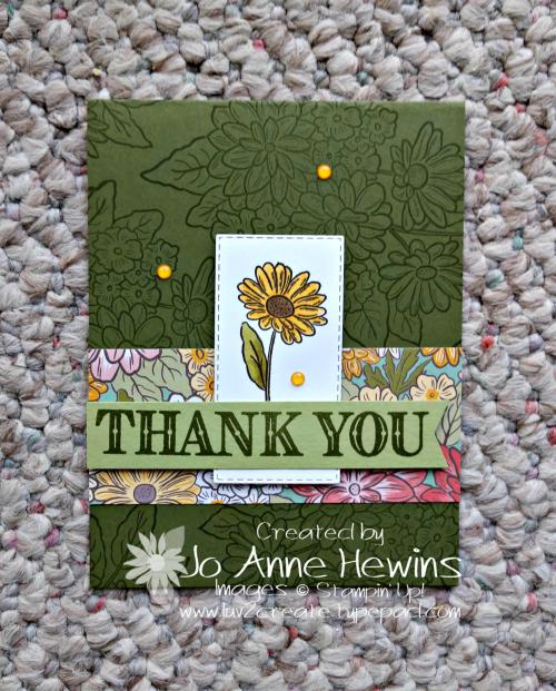 Ornate Garden Suite by Jo Anne Hewins