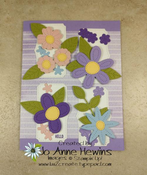 CCMC #649 In Bloom Bundle by Jo Anne Hewins