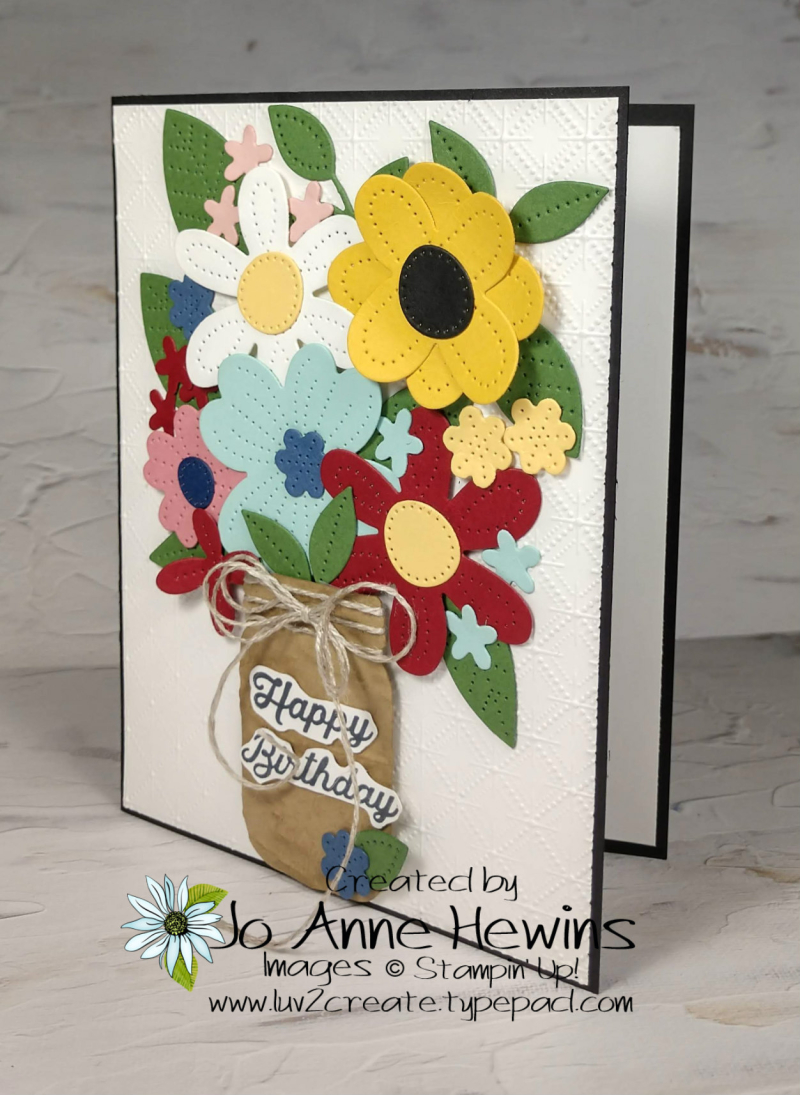 In Bloom Bundle Project by Jo Anne Hewins