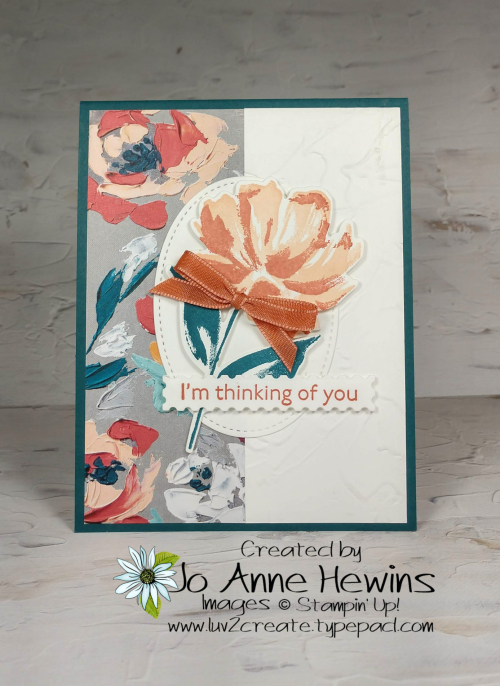 Art Gallery Pop Up Facebook Card by Jo Anne Hewins