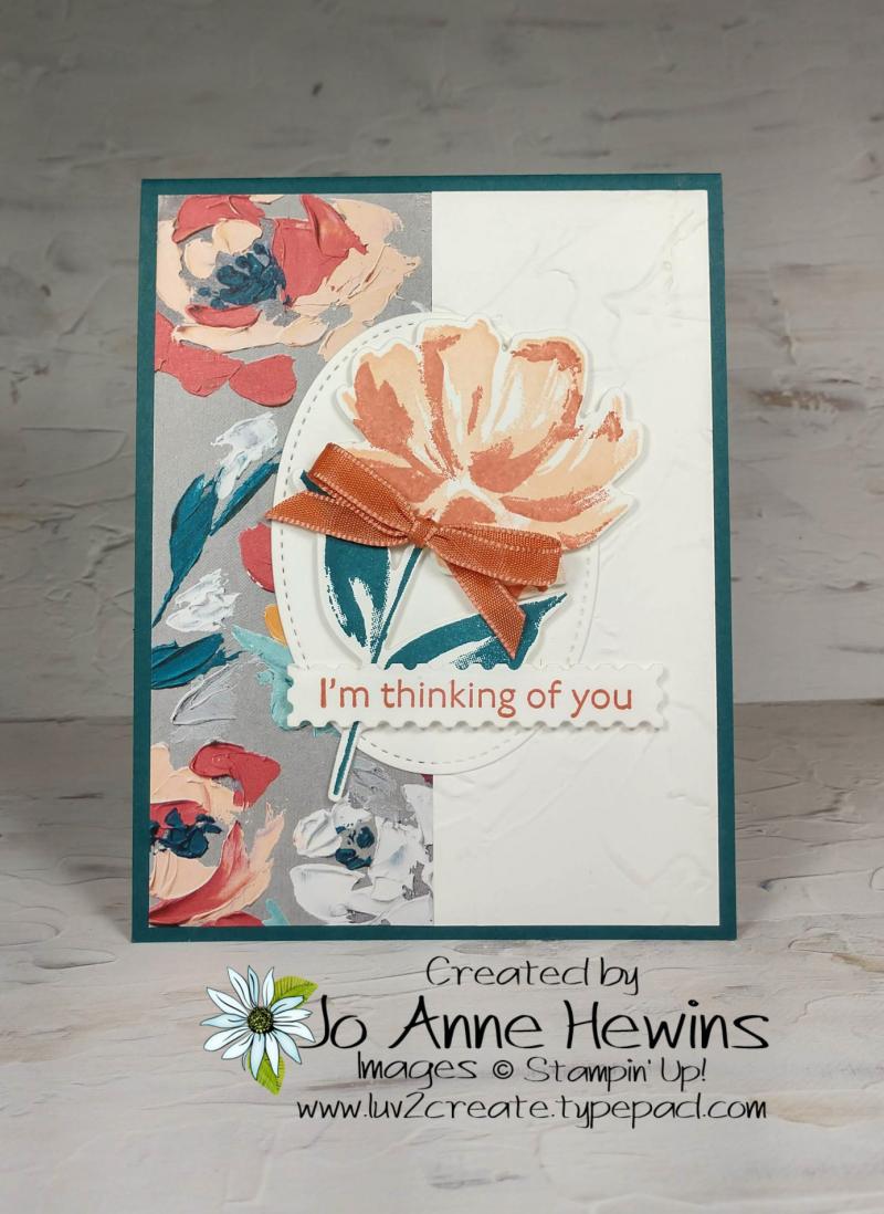 Art Gallery Pop Up Facebook Card by Jo Anne Hewins