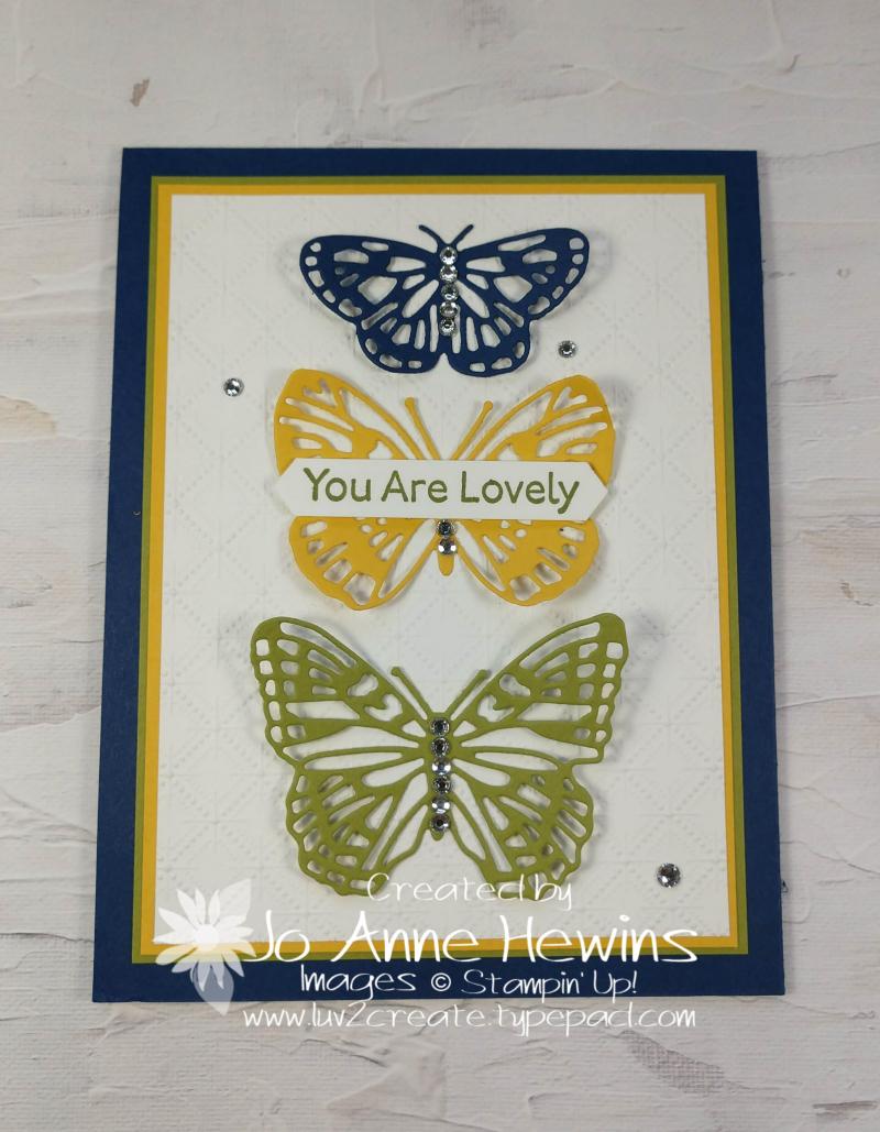 CCMC #656 Brilliant Wings by Jo Anne Hewins