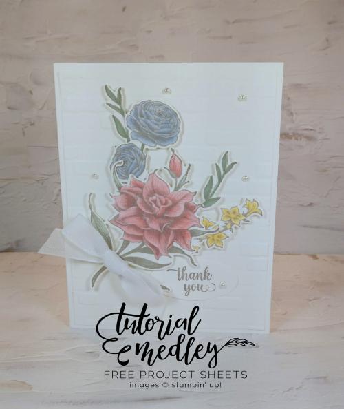Tutorial Medley May Flowering Blooms & Flowering Dies
