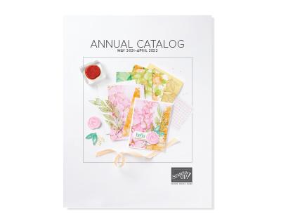 2021-2022 Annual Catalog Cover