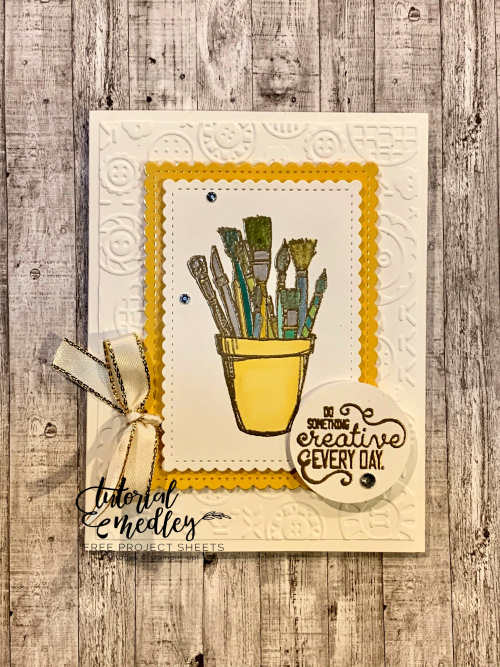 Tutorial Medley for May Crafting Forever by Stella McKay