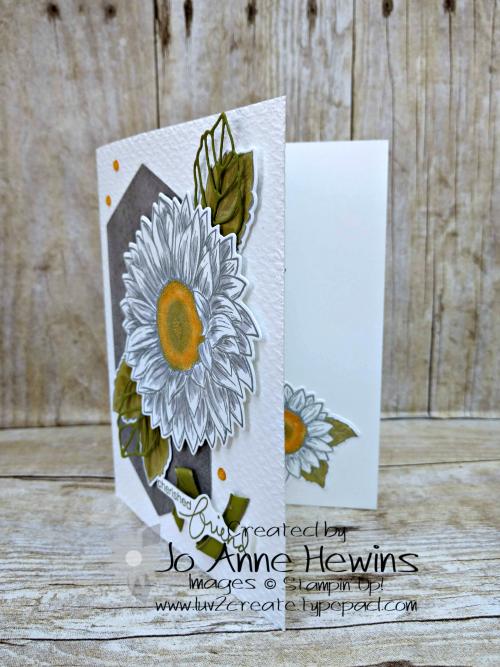 Celebrate Sunflowers NC Swap Project by Jo Anne Hewins
