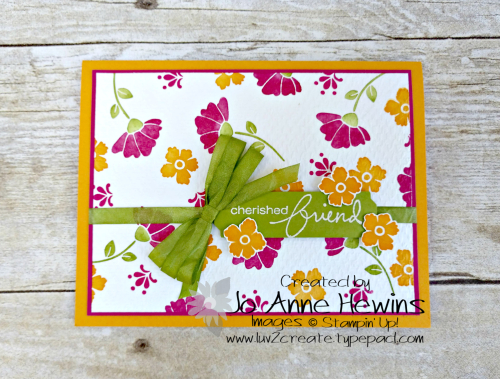 CCMC #617 Lovely You by Jo Anne Hewins