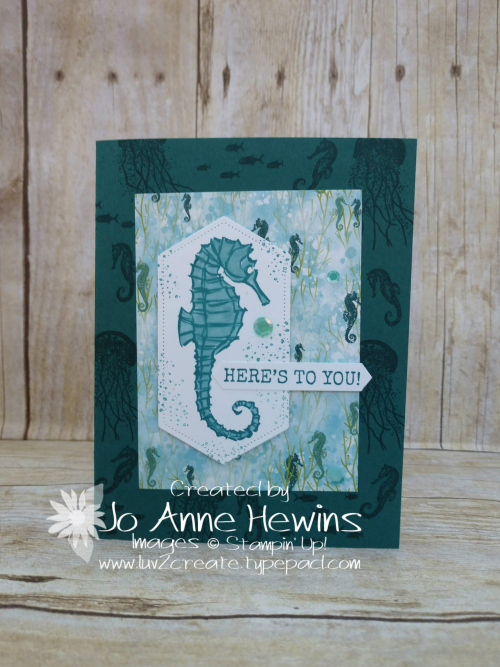 Seaside Notions by Jo Anne Hewins