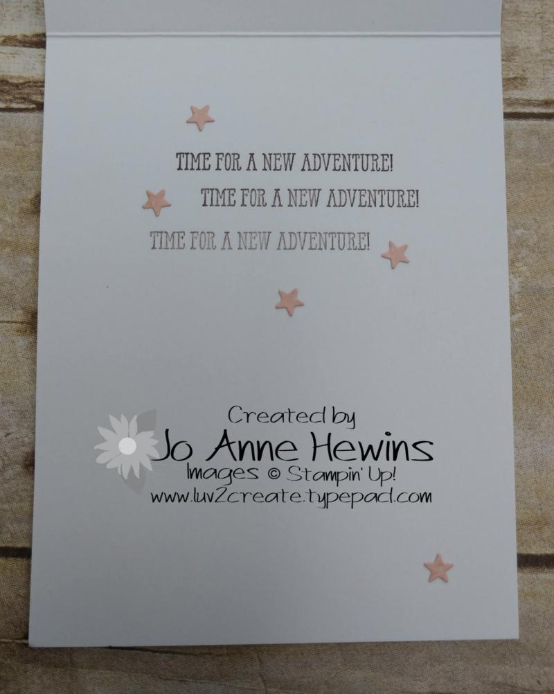OSAT August New Beginnings Inside by Jo Anne Hewins