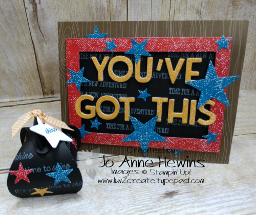OSAT September You've Got That! Project Combo by Jo Anne Hewins