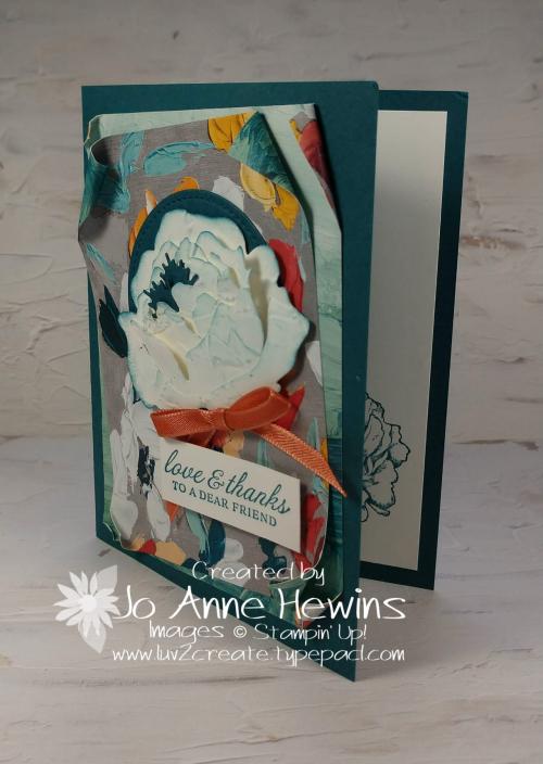 Prized Peony bundle by Jo Anne Hewins