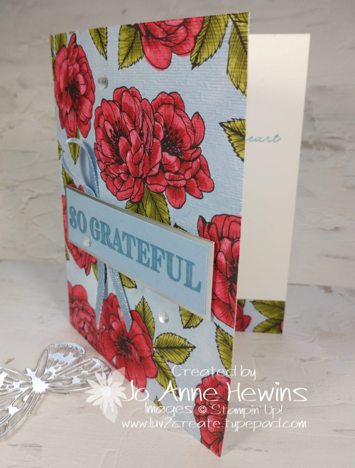 Color Fusers April True Love Project by Jo Anne Hewins