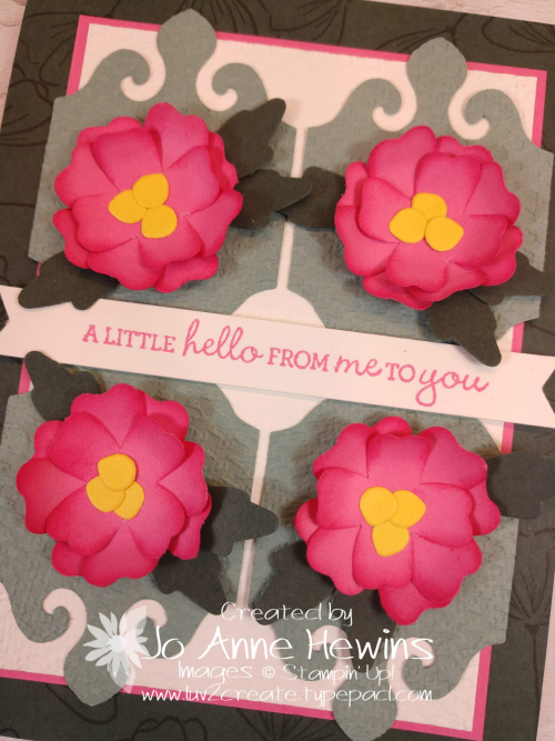 NC Blog Hop Pleased as Punch Close Up by Jo Anne Hewins