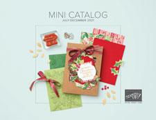 August-December Mini Catalog 2021
