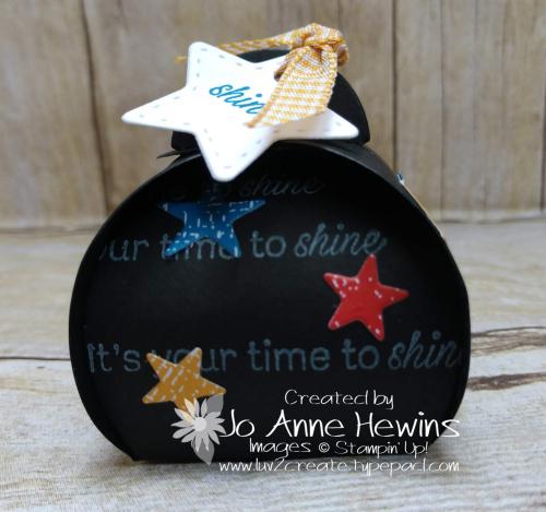 OSAT September You've Got That! Mini Curvy Box by Jo Anne Hewins