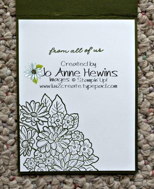 Ornate Garden Suite Inside by Jo Anne Hewins