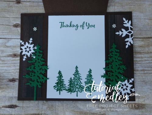 Tutorial Medley In the Pines November Inside