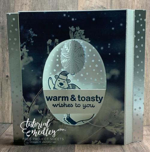 Tutorial medley Dec Warm & Toasty