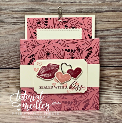 Tutorial Medley Sealed with a Kiss