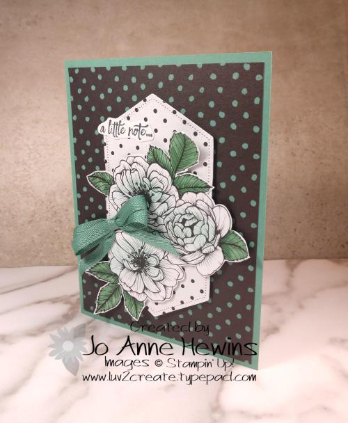 CCMC #648 True Love DSP by Jo Anne Hewins