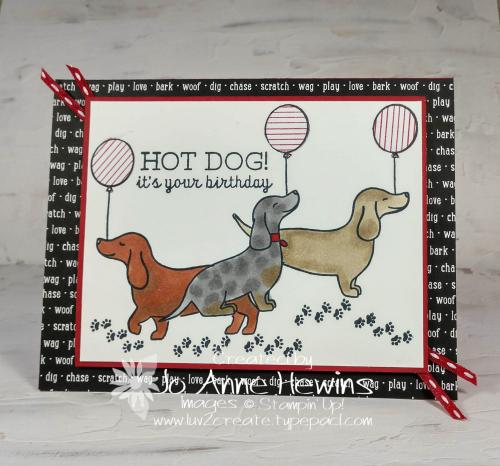 OSAT Hot Dog by Jo Anne Hewins