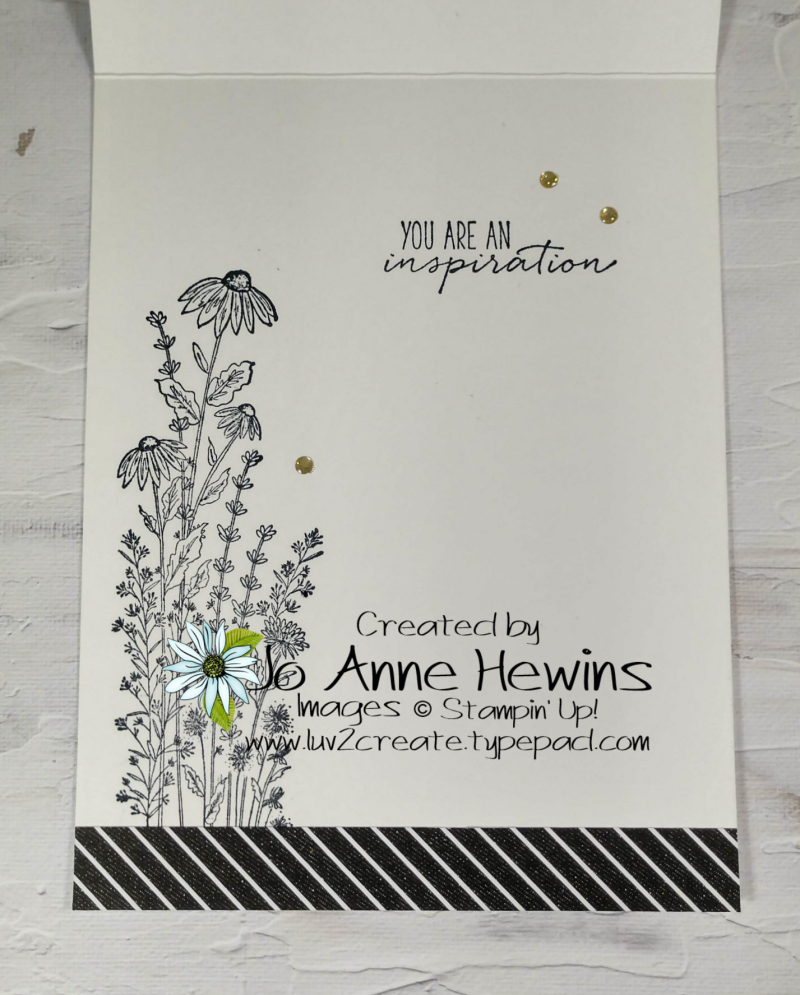 CCMC #657 True Love Dandy Wishes Inside by Jo Anne Hewins